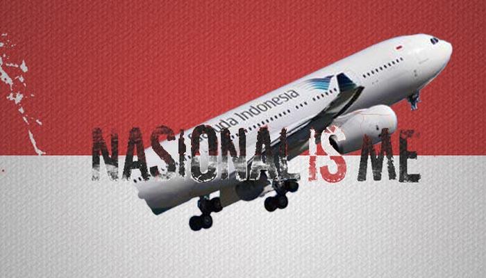 Garuda Indonesia (Ilustrasi/Nusantaranews)