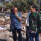 Jokowi Kenakan Jaket Loreng Saat ke Palu (Foto Dok. @jokowi)