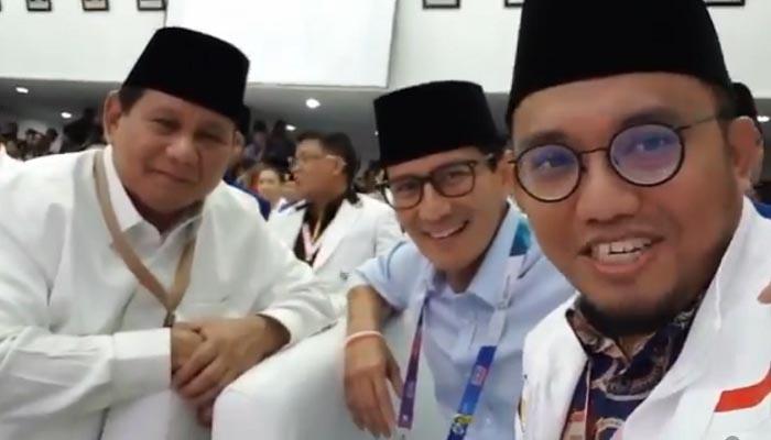 Koordinator Jubir Pasangan Prabowo Sandi, Dahnil Anzar Simanjuntak. (FOTO: Istimewa)