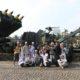 Kostrad Perkenalkan Tank Leopard, Ranpur Scorpion Kepada Masyarakat di Monas. (FOTO: Dok. Pengkostrad)