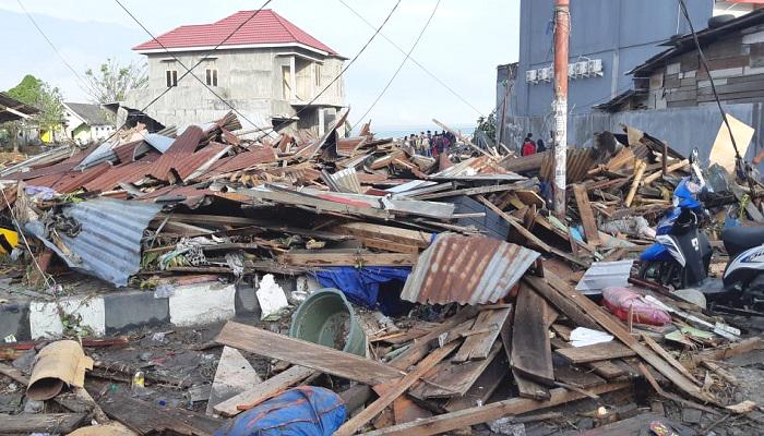 pb pmii, gempa bumi, tsunami, bencana alam, bencana sulteng, nusantaranews, nusantara news, nusantara