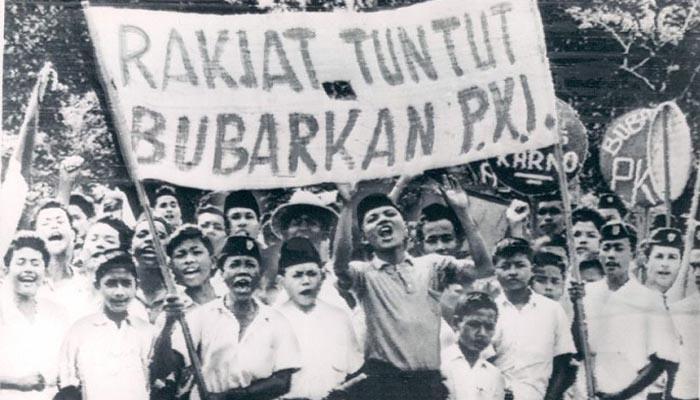 Pemberontakan PKI (Foto Istimewa/Nusantaranews)