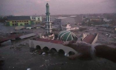 Peringatan Dini Tsunami Sempat Diaktifkan Akibat Gempa Berkekuatan Magnitudo 7.7. (FOTO: Istimewa)