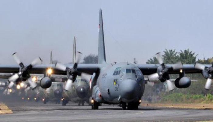 Pesawat C-130 Hercules (Foto Istimewa)