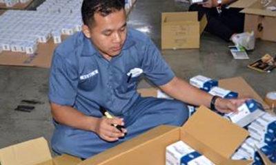 pfizer indonesia, bencana alam, bencana lombok, warga lombok, obat-obatan, bpom, nusantaranews, nusantara, nusantara news