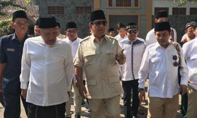 Prabowo Subianto Saat Berada di Jawa Timur (Foto Dok. Nusantaranews)