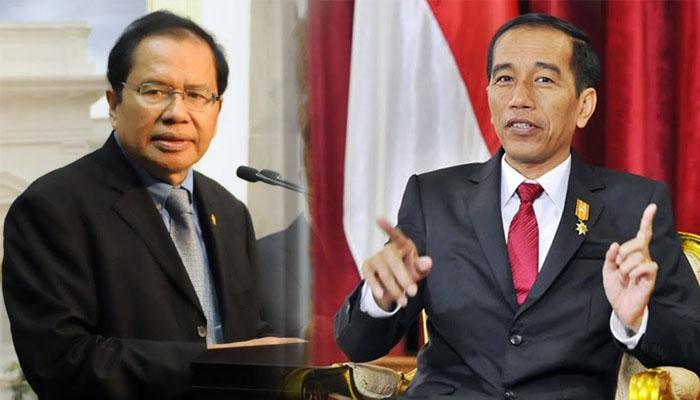 Rizal Ramli dan Presiden Jokowi (Foto Ilusttrasi)