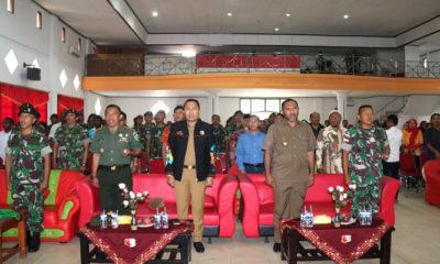satgas pamtas, yonif raider 500 sikatan, ri-papua nugini, perbatasan indonesia, yonif 143 twej, ri-png, bovel digoel, warga bovel digoel, bupati bovel digoel