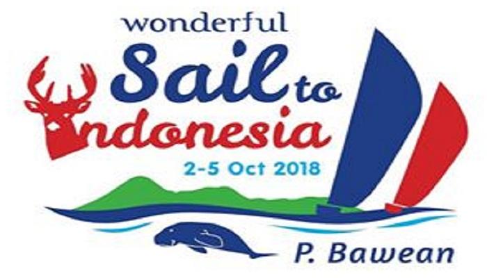 Wonderful Sail To Indonesia di Bawean pada tanggal 2-5 Oktober 2018 mendatang. (Istimewa)