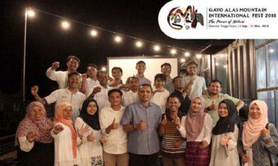 gathering pesona indonesia, aceh tengah, bener meriah, genpi aceh, gayo alas, festival aceh 2018, pariwisata aceh, nusantaranews