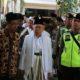 KH Ma'ruf Amin (KMA) membuka Halaqoh Enterpreneur Kemandirian Pesantren dan Haul KH Masruri Abdul Mughni di Ponpes Al-Hikmah 2, Selasa (11/9/2018). (Foto: dok. nusantaranews.co)