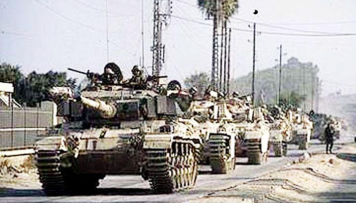 Aktifitas Teroris Israel: 1982-2002