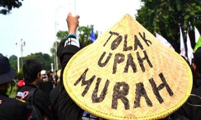 rezim upah murah, upah minimum, ump, uu ketenagakerjaan, asosiasi pekerja indonesia, ump naik, ump 2019, nusantaranews, nusantara, nusantara news, kementerian ketenagakerjaan, penetapan upah