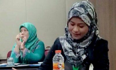 Bendahara Almisbat Nunukan, Andi Suryani. (FOTO: NUSANTARANEWS.CO/Istimewa)