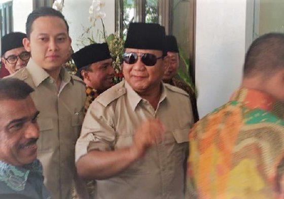 Capres Nomor Urut 02 Prabowo Subianto. (FOTO: Merdeka)