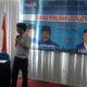 DPC Demokrat Surabaya menggelar pembekalan bagi caleg yang akan maju di Pileg 2019. (FOTO: NUSANTARANEWS.CO/Setya)