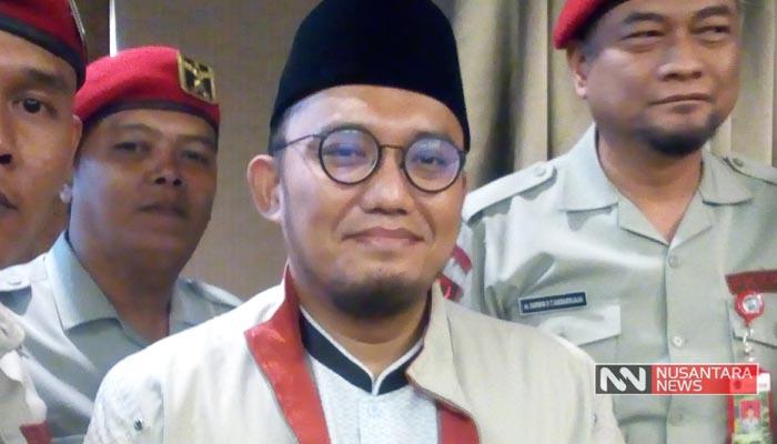 Dahnil Anzar Simanjuntak (Foto Dok. Nusantaranews/Adhon)