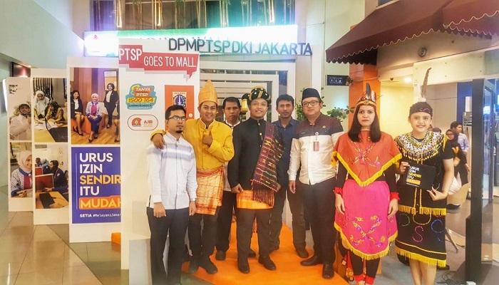 Kepemimpinan Anies, PTSP Goes to Mall Masuk Top 99 Kompetisi Inovasi Pelayanan Publik