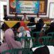 Evaluasi Kegiatan KEBULI (Kelompok Ibu Hamil dan Imunisasi) dalam rangka meningkatkan kesehatan ibu dan anak di Balai Desa Pringgowirawan Kecamatan Sumberbaru, Kabupaten Jember. (FOTO: NUSANTARANEWS.CO/Sis24)