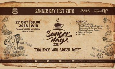 Hari Sanger Sedunia 2018. (FOTO: Istimewa)