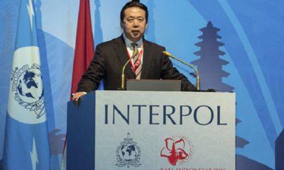 Kepala Interpol Meng Hongwei. (FOTO: Dok. Sputnik)