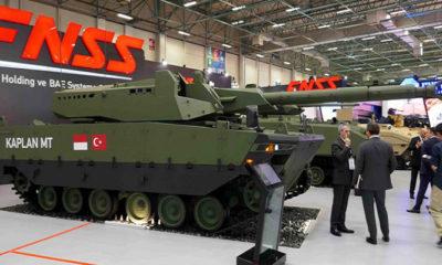 Kerja sama industri pertahanan antara Indonesia dan Turki beberapa tahun terakhir meningkat signifikan diantaranya adalah program kerja sama pengembangan dan produksi bersama tank kelas menengah (medium tank). (FOTO: Istimewa)