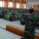 Komandan Korem 081/Dsj Kolonel Inf Masduki saat memberikan pengarahan. (FOTO: NUSANTARANEWS.CO/Penrem81)