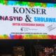 Kyai Ma'ruf Amin Saat Sambutan di Acara Konser Nasyid dan Sholawat di Istora Senayan, Sabtu (20/10/2018). (Foto Istimewa)