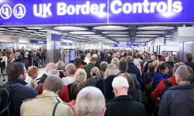 Para Pekerja Migran di Inggris (Foto Telegraph)