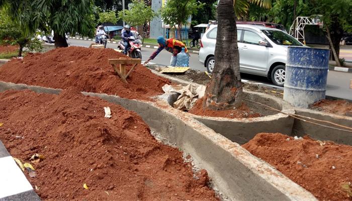 Pembangunan Infrastruktur (Ilustrasi/Istimewa)