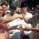 Pendukung Soekarwo Resmikan Ruma JoWo (Foto Dok. Nusantaranews/Tri Wahyudi)