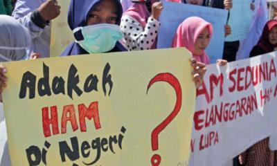 Penegakan HAM di Indonesia (Foto Ilustrasi)