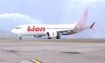 lion air, maskapai lion air, pesawat lion air, tanjung karawang, boeing 737 max 8, nusantaranews, nusantara, nusantara news