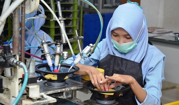 Peta Jalan Making Indonesia 4.0, Peta Menuju Ekonomi Indonesia 10 Terkuat Tahun 2030. (Ilustrasi/FOTO: Dok. Kemenperin)