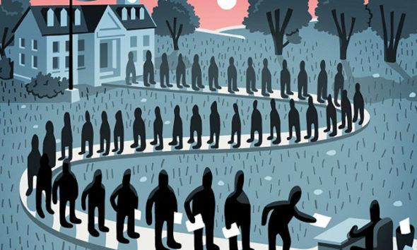 Potret Pengangguran (Ilustrasi Dok. Scoop.it)