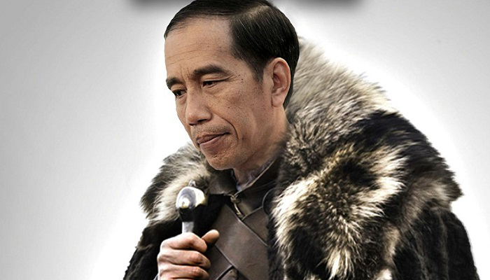 game of thrones, perang dagang, winter is coming, pidato jokowi, nusantara, natalius pigai, annual meeting imf-world bank, nusantaranews, perekonomian global, kehormatan bangsa, nusantara news