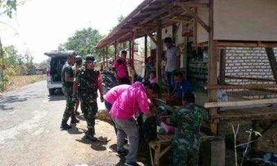 satgas tmmd, tmmd bangkalan, warga bangkalan, satgas tmmd bangkalan, kabupaten bangkalan, nusantara news, nusantara
