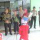 Suasana Penyambutan Rafli Maulana Islami di Dinas Pendidikan Sumenep. (FOTO: NUSANTARANEWS.CO/Kafi Hidayat )