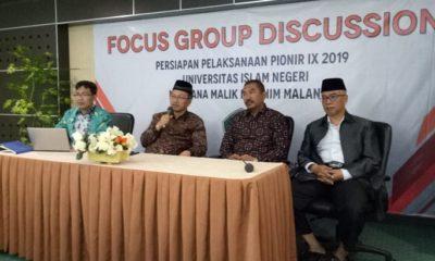 UIN Malang Tuan Rumah PIONIR PTKIN. (FOTO: NUSANTARANEWS.CO/Dok. Kemenang)