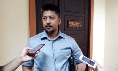 wakil ketua Komisi C DPRD Jatim Renville Antonio. (FOTO: NUSANSTARANEWS.CO/Setya)