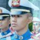 Anak Kopral Angkatan Darat yang Lulus Seleksi Taruna Akademi Angkatan Laut. (FOTO: NUSANTARANEWS.CO/Singgih Pambudi Arinto)
