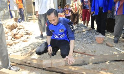 Anggota Komisi X DPR RI Edhie Baskoro Yudhoyono. (FOTO: NUSANTARANEWS.CO/Muh Nurcholis)