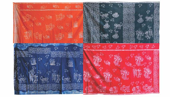 Batik Erica Hestu Wahyuni. (FOTO/Istimewa)