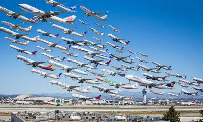 Berebut Ladang Subur Jalur Udara Indonesia (Foto Edit Mike Milley)