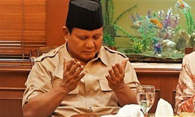 Calon Presiden (Capres) Prabowo Subianto. (FOTO: Istimewa)