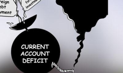 Defisit Current Account (Ilustrasi)