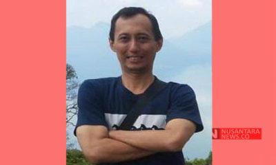 Dufi Karyawan TV Muhammadiyah Korban Pembunuhan (Foto Istimewa)