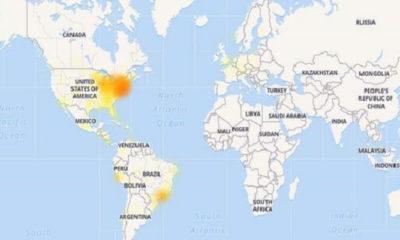 Facebook Down di Sebagian Besar AS. (FOTO: Istimewa)