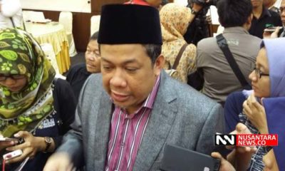 Fahri Hamzah (Foto Dok. Nusantaranews)