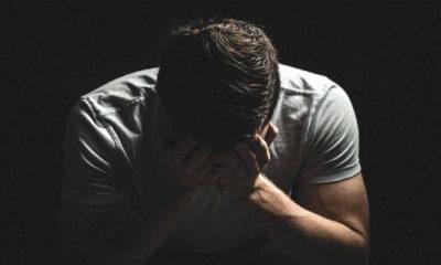Ilustrasii orang stres (Istimewa)